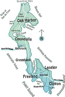 Whidbey Island - Wikipedia, the free encyclopedia