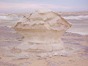 Farafra, Egypt - Image: White Desert Egypt@Farafra Oasis 2007jan 6 04 by Daniel Csorfoly