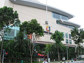 White Sands Shopping Mall, Singapore
