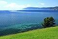 Widok z Listwianki na jezioro Bajkał 11.JPG