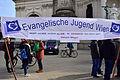 Wien - Demo Flüchtlinge willkommen - Evangelische Jugend Wien.jpg
