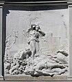 Wien Grillparzerdenkmal Relief Des Meeres und der Liebe Wellen.jpg