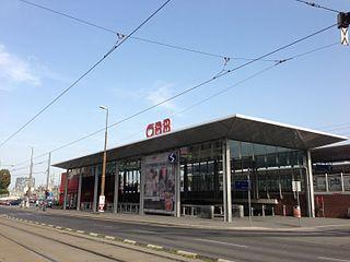 Wien Meidling railway station railway station in Vienna