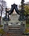 Wiener Zentralfriedhof - Gruppe 14A - Johann Nepomuk Prix.jpg