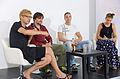 Wikimedia Salon 2014 07 10 032.JPG