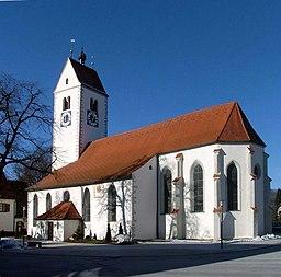 Wildpoldsried Pfarrkirche