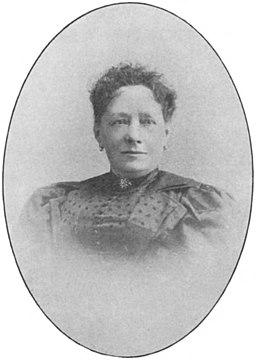 Wilhelmina Ellenberger - Onze Tooneelspelers (1899)