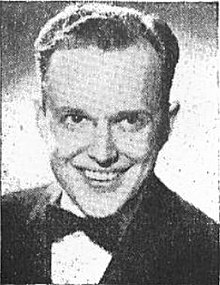 Will Bradley in a 1942 advertisement