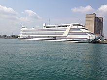 Win Star casino boat, July 1 2012.JPG