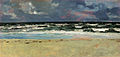 Winslow Homer - Sandy Beach with Breakers (ca.1869).jpg