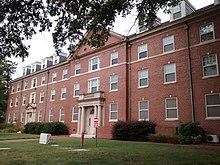 Mciver Unc Chapel Hill Dorm Room