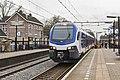 Wolfheze NSR Flirt 2213 als trein 7653 Zutphen spoor 2 (32061435624).jpg