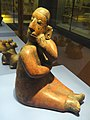 Woman, Colima - Mesoamerican objects in the American Museum of Natural History - DSC06015.JPG