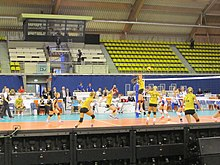 Volleyball Europameisterschaft Der Frauen 2015 Wikipedia