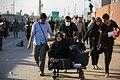 Women on the Arba'een Walk-Mehran city-Iran زنان در پیاده روی اربعین در مرز مهران- عکاسی خبری 34.jpg
