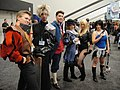 WonderCon 2011 - Final Fantasy costumes (5597116846).jpg