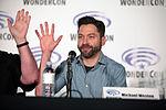 WonderCon 2016 - Houdini and Doyle panel - Michael Weston (26036588091).jpg