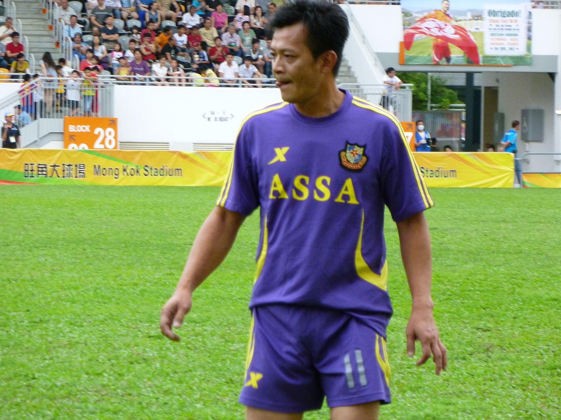 Felix Wong Wikipedia