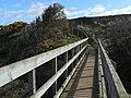 Wooden footbridge - geograph.org.uk - 1222496.jpg