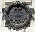 Wreath for victims of world Wars in Frascati.jpg