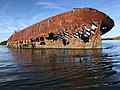 Wreck of the Santiago - Ships Graveyard Port Adelaide.jpg