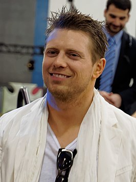 The Miz in 2015