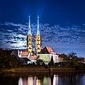 Wroclaw - Katedra Jana Chrzciciela w nocy.jpg