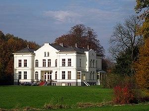 Utrecht (province) - Wulperhorst Mansion near Zeist.