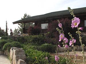 Yad HaShmona - Wooden cabin, Yad HaShmona guesthouse
