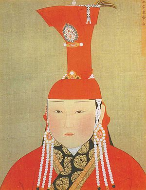 Khongirad - Empress Radnashiri was from the Khunggirad
