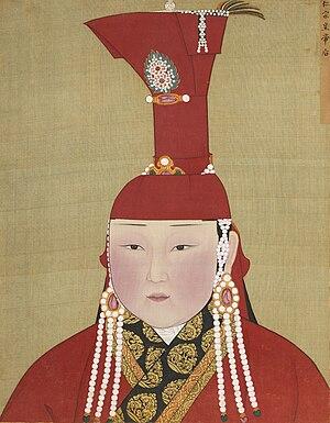 Khongirad - Empress Radnashiri was from the Khunggirad