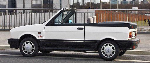 Yugo Koral Cabrio 01