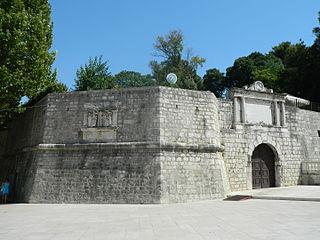 Siege of Zara (1813)