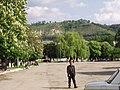 Zalischyky main square.jpg