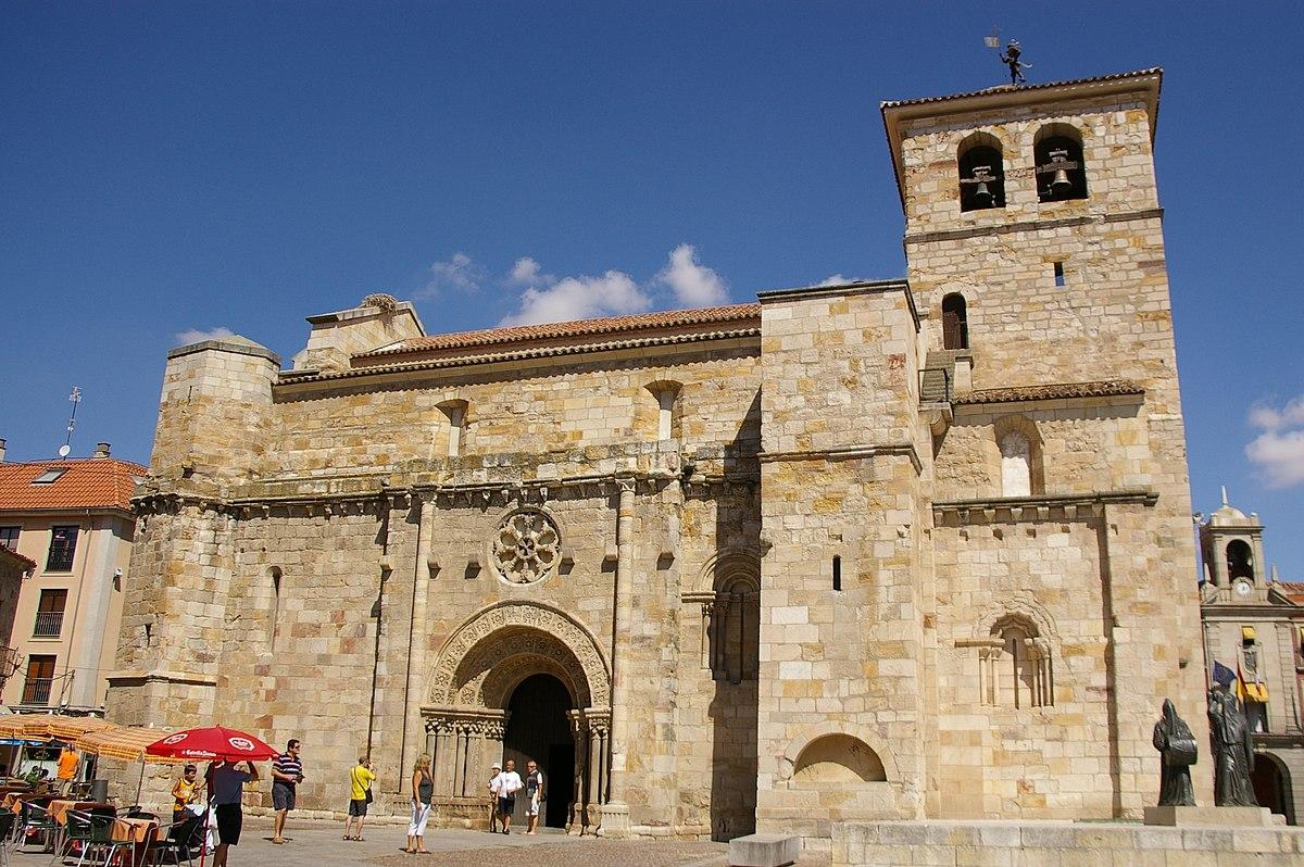 Iglesia de san juan bautista zamora wikipedia la for Puerta zamora salamanca