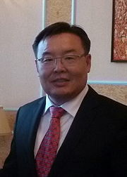 Zandanshatar Gombojav (the Minister of Foreign Affairs and Trade of Mongolia).jpg