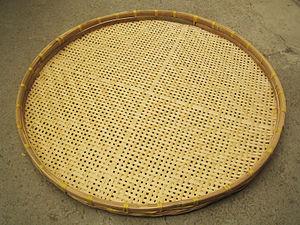 Zaru - Zaru made from bamboo