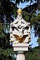 Zemendorf-Stöttera - Zemendorf, Dreifaltigkeitssäule (02).jpg