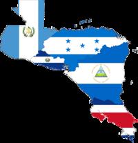 Bandera De La Republica Federal De Centro America Wikipedia La