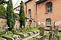 Zespół klasztorny Benedyktynek, Staniątki, A-251 M 15.jpg