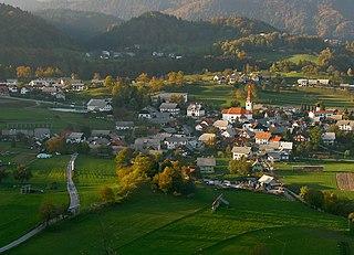 Municipality of Gorje Municipality of Slovenia