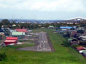 Zorg en Hoop Airport - Image: Zorg En Hoop Airport