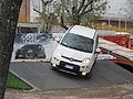 """"""" 12 - ITALY - Fiat Panda 4x4 Off-road drive - Motorshow di Bologna 001.JPG"""