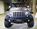 """ 15 - ITALY - Jeep (Fiat) stand in Milan - Jeep Wrangler Rubicon BEAST 4x4 plastic Monocoque 05.jpg"