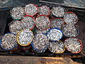 'Baskets of Sardines' stacked in a fishing trawler in Rameswaram Port in India..JPG