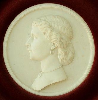 Margaret Foley - Image: 'Jenny Lind' by Margaret F. Foley, 1869, High Museum