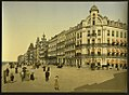 (The embankment and Kursaal, (i.e., Cursaal), Ostend, Belgium) LOC 3887180954.jpg
