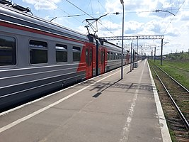 «Savyolovo» station (Savyolovskoye Direction).jpg