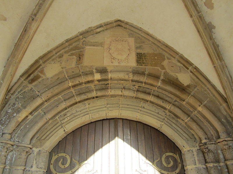 Fr:Église Saint-Georges d'Yvetot-Bocage