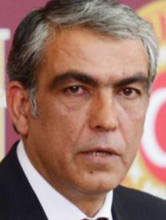İbrahim Ayhan - Image: İbrahim Ayhan (cropped)